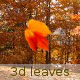 AS3 3D falling leaves - ActiveDen Item for Sale