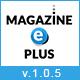 MagazinePlus - WordPress Premium theme for News / Magazine / Newspaper