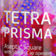 Tetra Prisma Square 1000ml with StreamCap