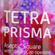Tetra Prisma Square 1000ml with StreamCap