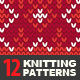 12 Knitting Seamless Patterns