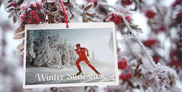 Winter Slideshow (Special Events)