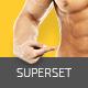 SUPERSET - GYM Landing Page