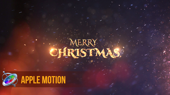 VideoHive Christmas Wishes I Apple Motion 19139820