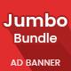 Multipurpose HTML5 AD Banner Jumbo Template 01