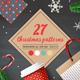 27 Christmas Seamless Patterns