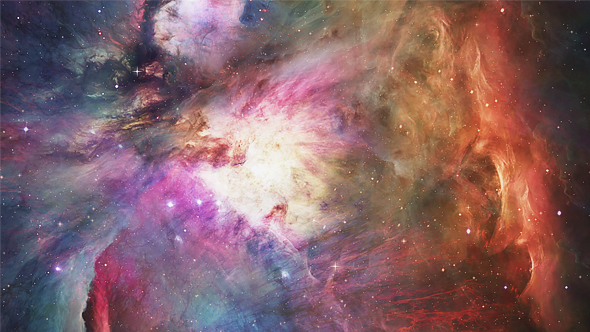 Download Beautiful Colorful Space Nebula nulled download