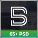 Blake   Multi-Concept PSD Template