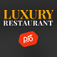 Luxury - Restaurant & Cafe Theme