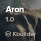 Aron - Responsive Email Template + Kbuilder Offline
