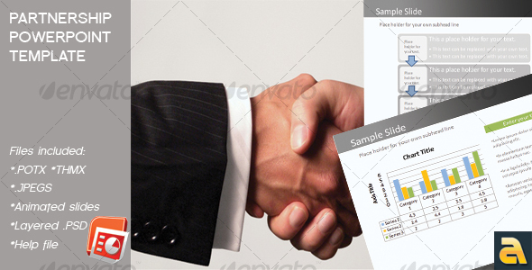 GraphicRiver Partnership Powerpoint Template 72986