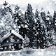 Winter Snowflake Animation-Graphicriver中文最全的素材分享平台