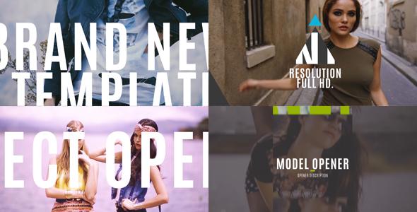Model Opener (Special Events)