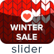 Winter Sale Slider