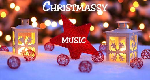 Christmassy music