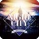 Night City CD Cover Artwork