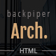 BackpiperArch - Architecture<hr/> Interior</p><hr/> Portfolio HTML Template&#8221; height=&#8221;80&#8243; width=&#8221;80&#8243;></a></div><div class=