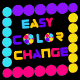 Easy Color Change - Android studio & Eclipse + Admob Ads + Share + Infinite World