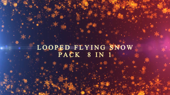 Download 4K Gold Snow Pack 8 in 1 nulled download