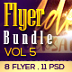Flyer Bundle Vol.5