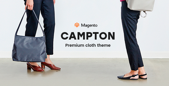 Download Campton - Responsive Magento Theme nulled download
