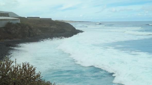 VideoHive Beach of Volcanic Islands in the Atlantic Ocean 19156229