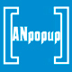 ANpopup: Awesome Newsletter Popup for Everyone