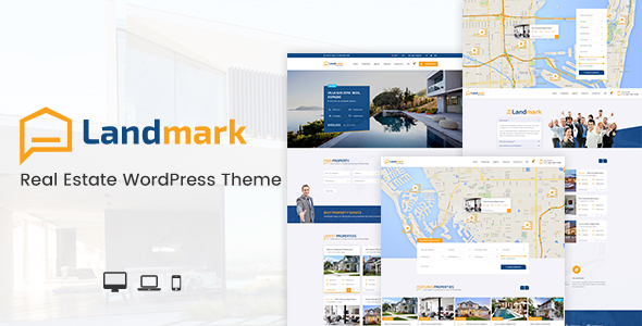 Download Landmark - Real Estate WordPress Theme nulled download