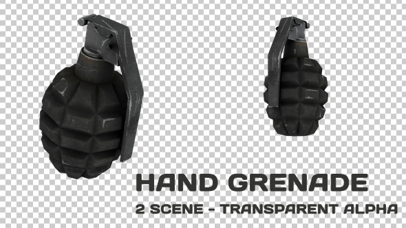 Download Hand Grenade - 2 Scene nulled download