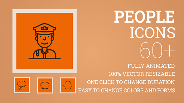 Download Office People Icons - Icon Set for Business nulled download