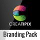 Creative Mega Branding Identity Pack