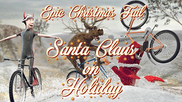 Download Santa Claus on Holiday - Epic Christmas Fail nulled download