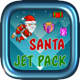 Santa Jet Pack (Eclipse - Buildbox 2.2.6 - Google play games - Admob)