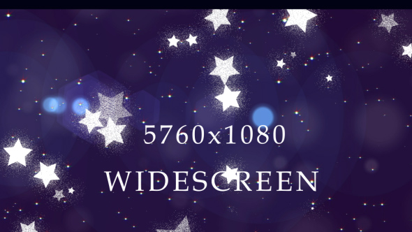 VideoHive Stars Background 19161144