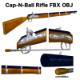 Cap-N-Ball Rifle FBX OBJ