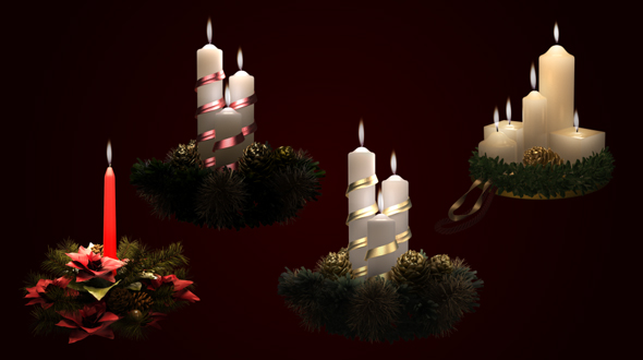 Download Сhristmas Сandles nulled download
