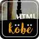 Kobe - One Page HTML Template
