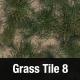Grass Tile Texture 8