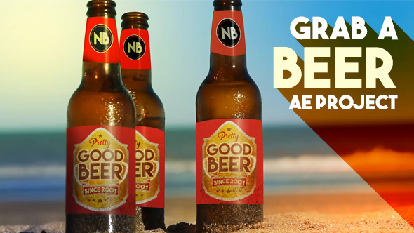 Download Beer Bottles By The Beach nulled download