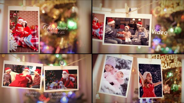 Christmas Photo Frame Gallery