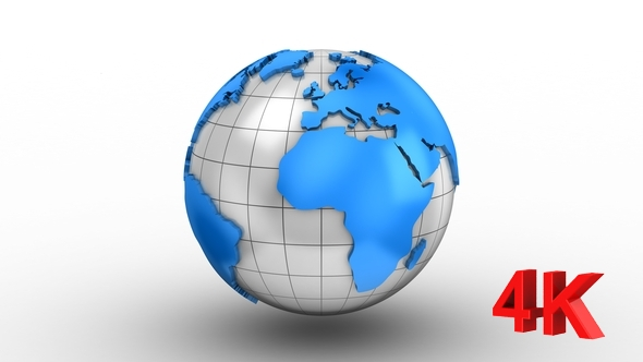 Download World Map Turns Into a Globe nulled download