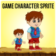 Little Boy #2 Sprite Character