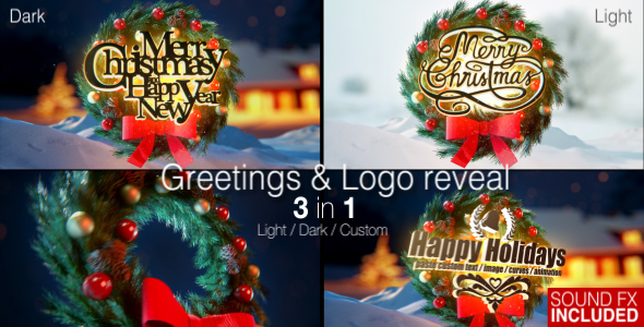 Christmas Magic Greetings (Special Events)