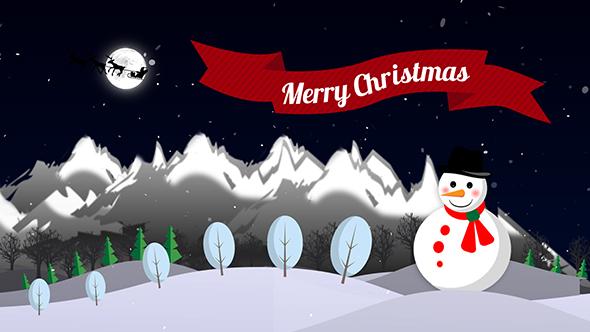 VideoHive Christmas Greetings 19165671