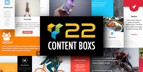 Download Content Boxes Addons for Visual Composer WordPress Plugin nulled download