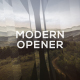 Modern Opener - Slideshow II