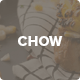 Chow - Recipes & Food Blog HTML Template