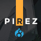 PIREZ - Blogging Drupal 8 Theme