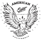American Spirit Monochrome Emblem
