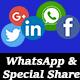 WhatsApp & Social Sharing
